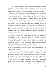 La Politesse Linguistique Et Son Rapport au Sexe - Pagina 2
