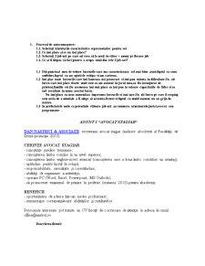 Plan de Cariera - Pagina 2