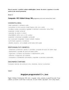 Plan de Cariera - Pagina 3
