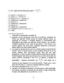 Algoritmi și Structuri de Date - Pagina 3