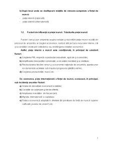 Politica Ocupării Forței de Muncă - Pagina 3