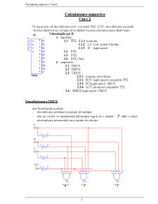 Calculatoare Numerice - Pagina 5