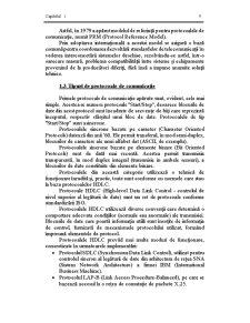 Protocoale de Comunicație - Pagina 2