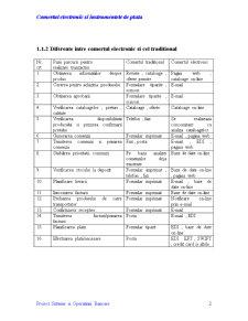 Comertul Electronic si Instrumentele de Plata - Pagina 2
