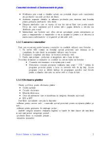 Comertul Electronic si Instrumentele de Plata - Pagina 5
