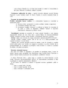 Operatiuni si Institutii de Credit - Pagina 2