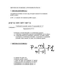 Biostatistica - Pagina 2