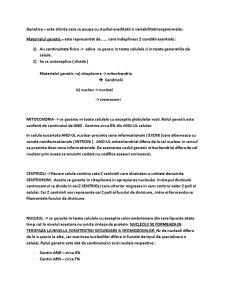 Genetica - Pagina 1