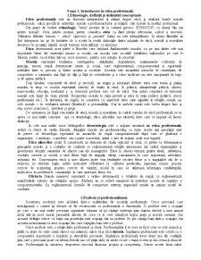 Etica Profesională - Pagina 1