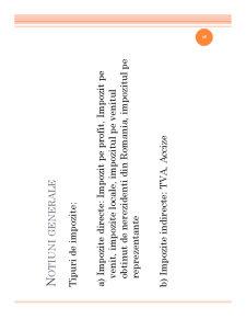 Notiuni Generale - Fiscalitate - Pagina 5