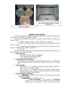 Recoltarea Probelor de Alimente, Prelucarea si Determinarea Numarului Total de Germeni Aerobi Mezofili(NTHMA) - Medii de Cultura - Pagina 5