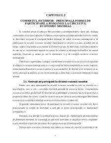 Afaceri Internationale - Capitolul 2 - Pagina 1