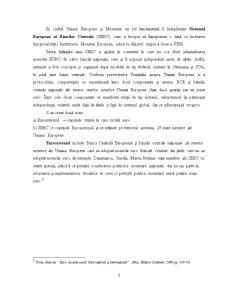 Organizarea si functionarea Sistemului Bancar al Bancilor Centrale - Pagina 4