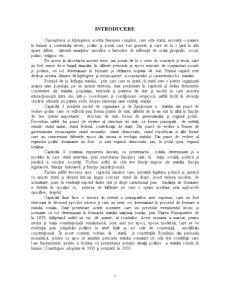 Statul, Forma Complexa de Organizare Politica si Sociala - Pagina 4