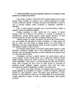 Influenta Diferitilor Factori asupra Productivitatii de Lapte la Scroafe - Pagina 5