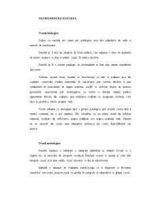 Teorii Privind Suicidul - Pagina 1