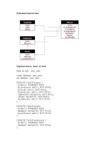 CarsOnline - Proiectarea Aplicatiilor Web - Pagina 5
