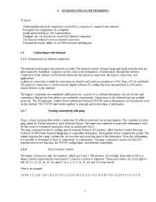 Curs Cisco - Pagina 1