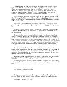 Frazeologismul - Pagina 1
