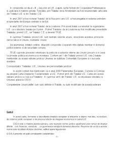 Drept European al Afacerilor - Pagina 5