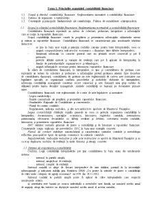 Contabilitate - Generalitati - Pagina 1