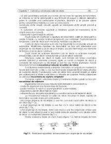 Calculul și Construcția Cutiei de Viteze - Pagina 2