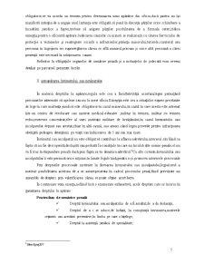 Istoricul Dreptului la Aparare - Pagina 5