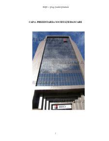 Studiu Monografic la Tehnica Operatiunilor Bancare - BRD - Pagina 2