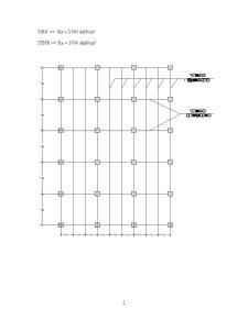 Proiectarea unui Plansou din Beton Armat peste Parterul unei Constructii - Pagina 2