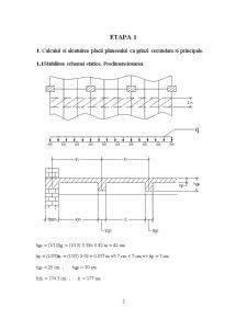 Proiectarea unui Plansou din Beton Armat peste Parterul unei Constructii - Pagina 3