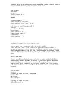 Programare Java - Curs - Pagina 5
