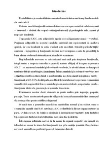 Sistemul Nervos la Cabaline - Pagina 3
