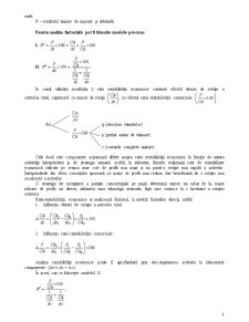 Analiza Ratelor de Rentabilitate - Pagina 2