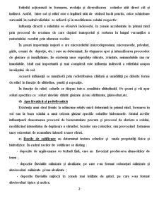 Lista Unitatilor de Sol din Arealul Studiat - Pagina 3
