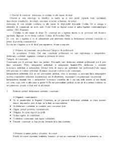 Tematica Drept Comercial - Pagina 1