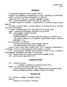 Achizitii Publice in Contextul International - Curs 1 - Pagina 1