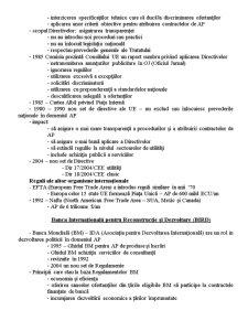 Achizitii Publice in Contextul International - Curs 1 - Pagina 2