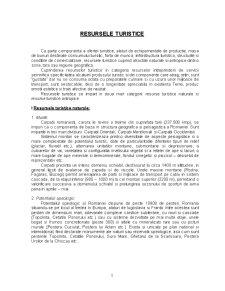 Resurse Turistice - Pagina 1