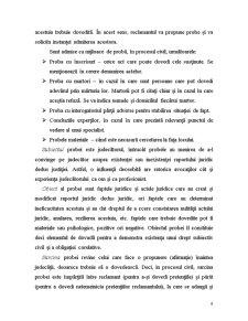 Proba prin Declaratia Partilor - Interogatoriul-Marturisirea - Pagina 4
