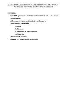 Proiecte Publice - Primaria Municipiului Bucuresti - Pagina 2