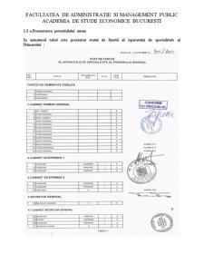 Proiecte Publice - Primaria Municipiului Bucuresti - Pagina 5