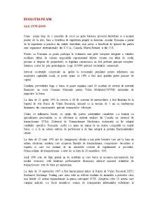 Bursa de Valori Bucuresti - Istoric si Evolutie - Pagina 4