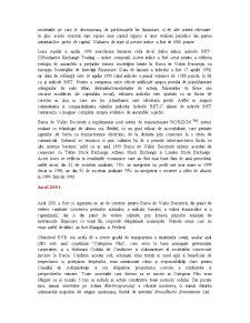 Bursa de Valori Bucuresti - Istoric si Evolutie - Pagina 5