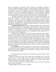 Burse Internaționale de Mărfuri - Pagina 5
