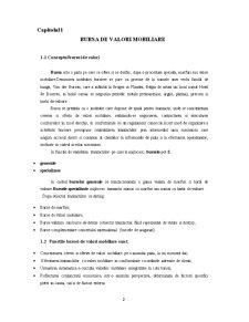 Bursa de Valori Mobiliare - Pagina 2