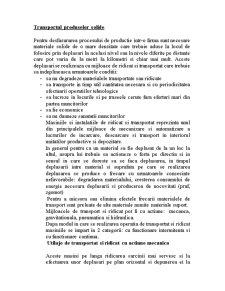 Transportul Produselor Solide - Pagina 1