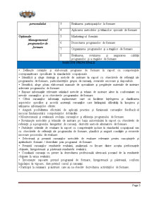 Curs de Formare Profesională - Pagina 3