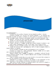 Curs de Formare Profesională - Pagina 4