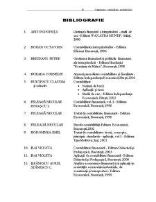 Organizarea Contabilității Imobilizărilor - Pagina 1