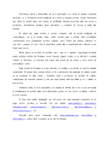 Comparatie Site-uri de Comert Electronic din Domeniul Mobilei - Pagina 3